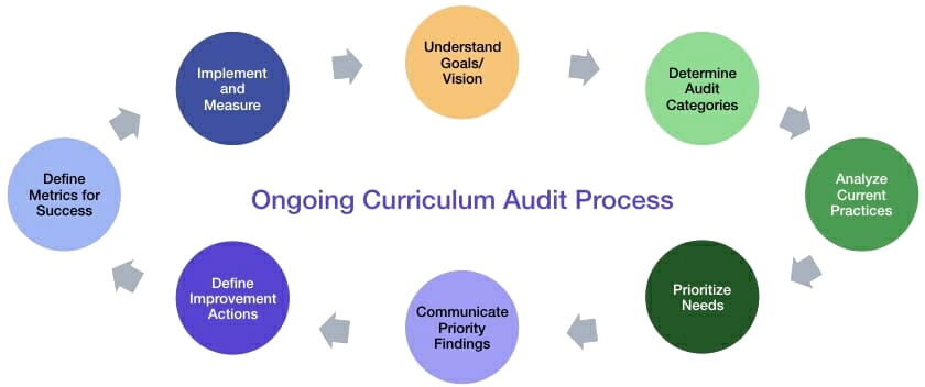 Curriculum Audit Process
